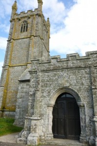 Breage Church.