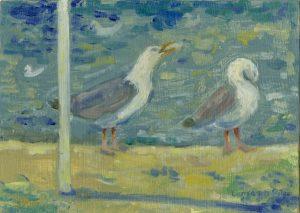 Seagull study 1987.