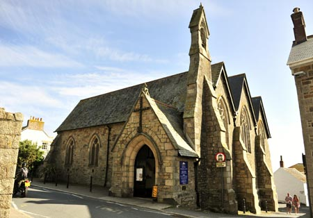 All Saints Church, Marazion ,Cornwall