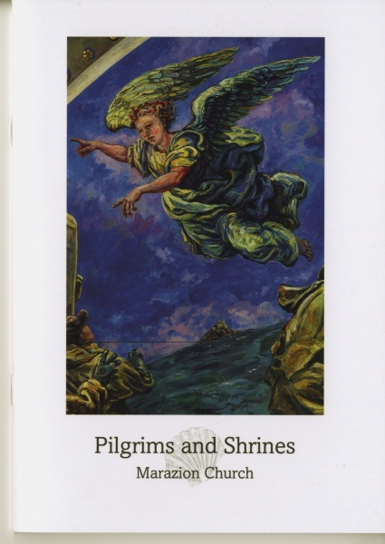 Pilgrims and Shrines book on sale.